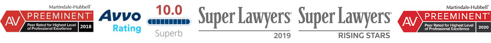 SuperLawyers - 2019